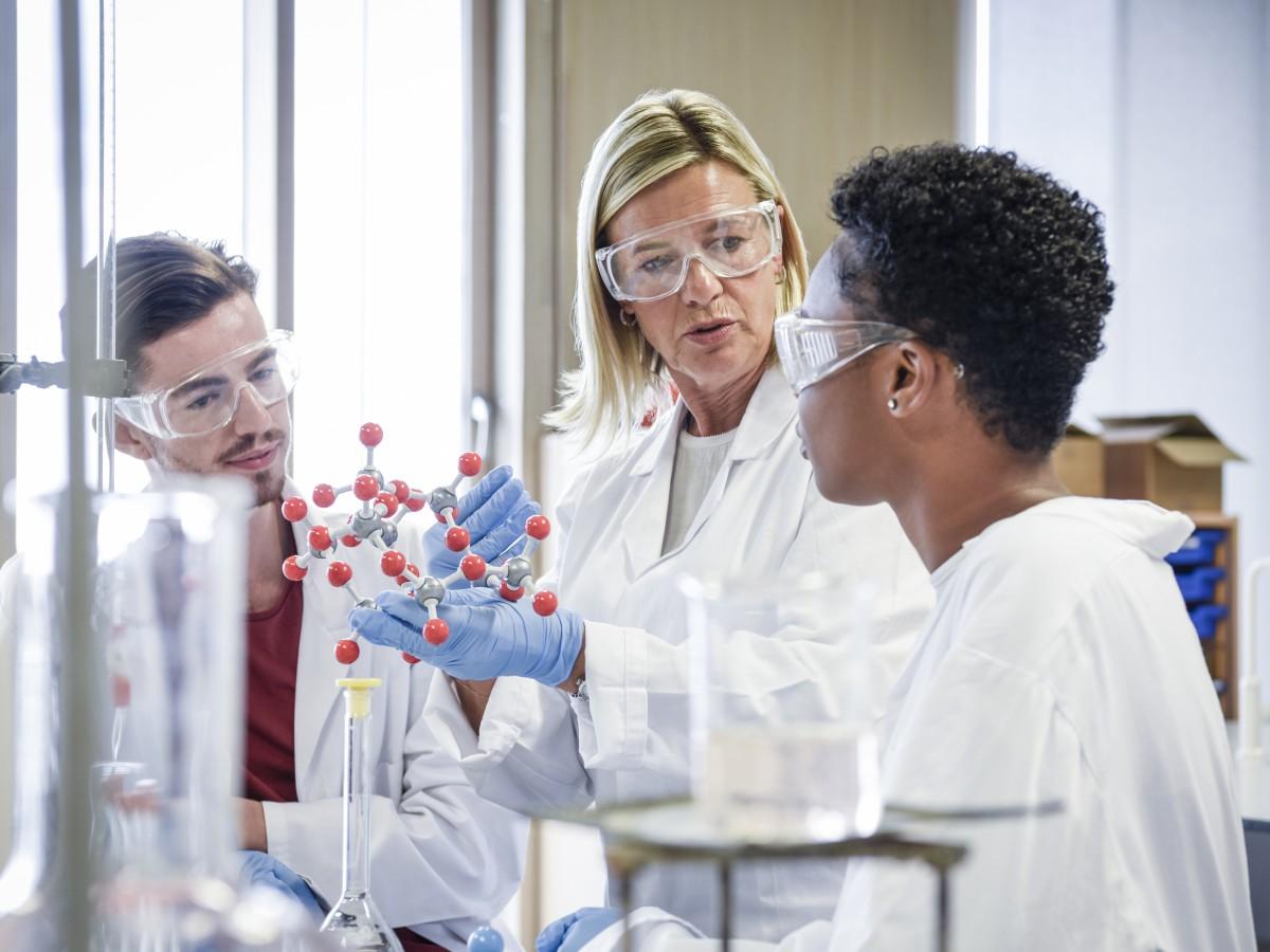Jeanne d'Arc -BAC STL Sciences et Technologies de Laboratoire