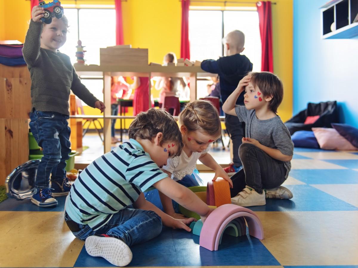 CAP Accompagnement Educatif Petite enfance