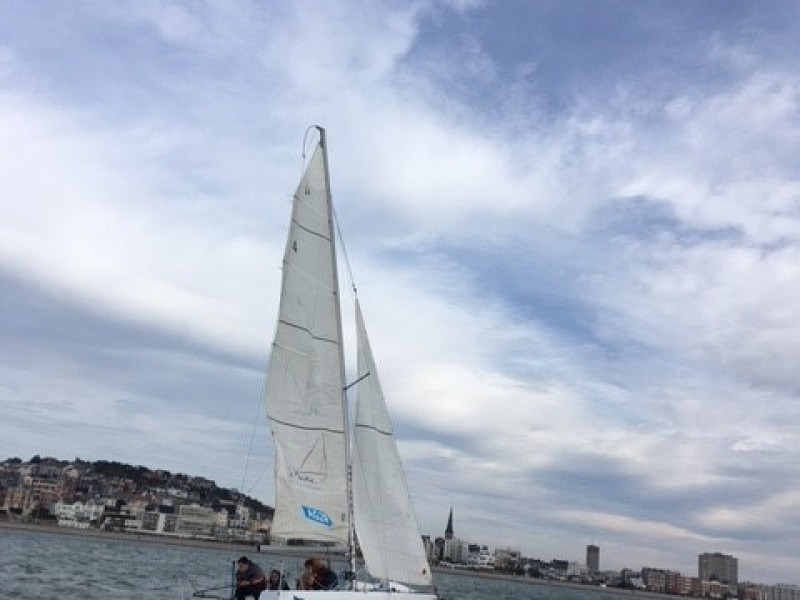 Stage de voile – Option EPS (Octobre 2020)