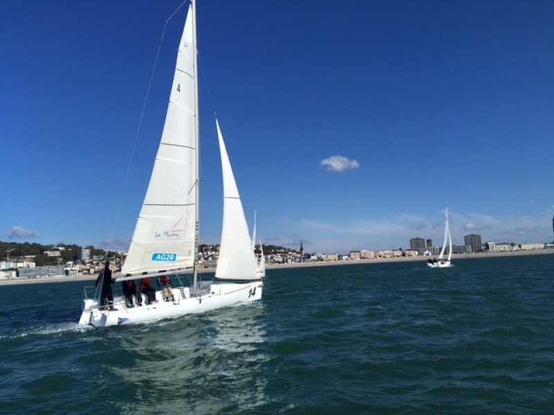 UNSS Voile: Formation